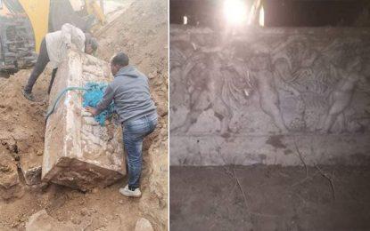 Kairouan : Saisie de trois sarcophages datant de l'époque romaine