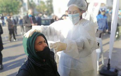 Coronavirus : 42 décès et 855 cas positifs supplémentaires en Tunisie