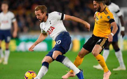 PREMIER LEAGUE – Tottenham affronte Wolves lors de la 15ème journée du championnat anglais.