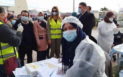 Coronavirus : Vers le renforcement des mesures sanitaires à l'Ariana