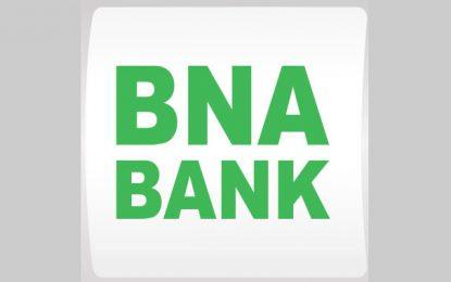La BNA dément : aucune de ses agences n'a été victime d'un cambriolage