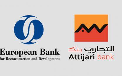 Attijari Bank bénéficie d'une garantie de 66 MDT octroyé par la Berd