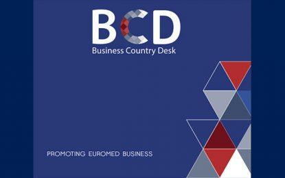 Businessmed lance les BCD pour relancer l'économie en Méditerranée