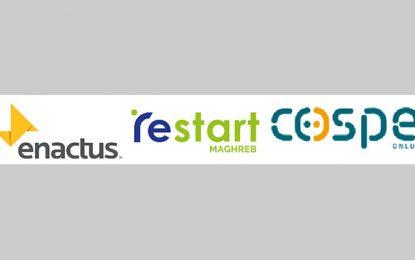 Entrepreneuriat social : Troisième et dernière cohorte du projet Restart