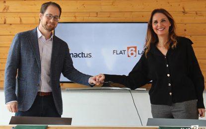 Entrepreneuriat : Partenariat entre Flat6Labs Tunis et Enactus Tunisie