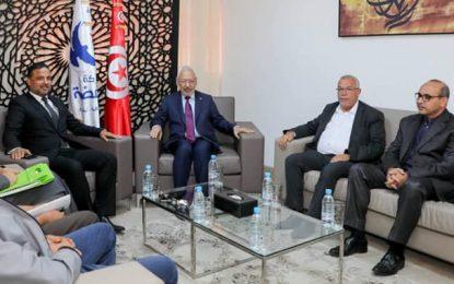 Assemblée : Ghannouchi dénonce enfin les agressions commises par des députés Al-Karama !