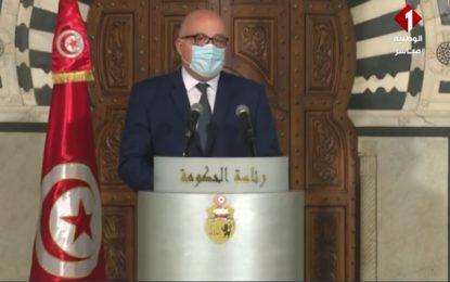 Faouzi Mehdi : 5.340 décès depuis l'apparition de la pandémie en Tunisie