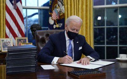Joe Biden : action ça tourne !
