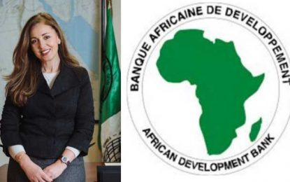 La Tunisienne Leïla Farah Mokaddem nommée DG de la BAD pour l'Afrique australe