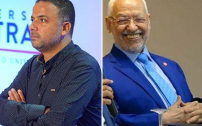 Makhlouf qualifie le communiqué de Ghannouchi de «coup de poignard dans le dos»