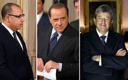 Le cachottier Mechichi a-t-il rencontré Berlusconi et Ben Ammar à Paris?