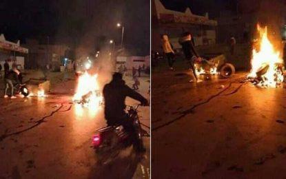 Moknine : Manifestations nocturnes et heurts avec la police
