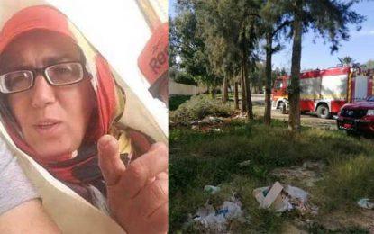 Kairouan : Disparue depuis 20 jours, Mounira (57 ans)  retrouvée morte dans un trou !