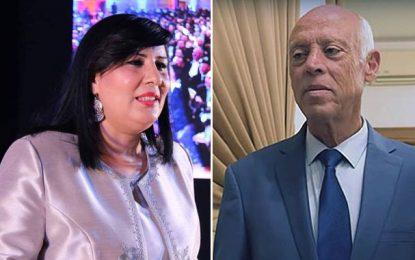 Kaïs Saïed et Abir Moussi continuent de caracoler en tête des sondages
