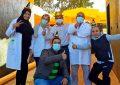 Mahdia : Hommage au personnel médical mobilisé dans la lutte contre la Covid-19