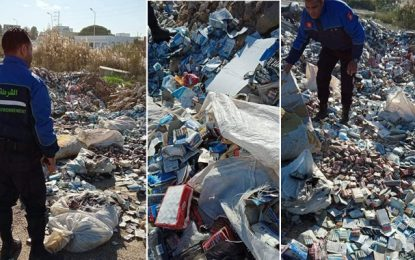 Environnement : Enquête sur les déchets découverts sur la plage de Radès