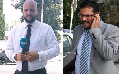 Rafik Abdessalem s'en prend au journaliste tunisien Bilal Mabrouk, correspondant de la chaîne Al-Ghad