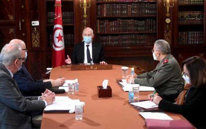 Covid-19 : Saïed propose au Comité scientifique, un confinement général dans les régions les plus touchées