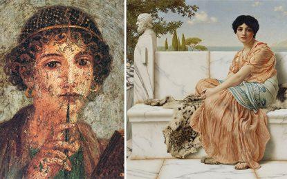 Le poème du dimanche : ''Ode à Aphrodite'' de Sappho