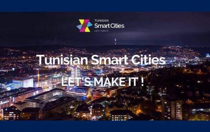 Les candidatures au programme Tunisian Smart Cities