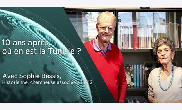 Sophie Bessis : «La Tunisie a encore des années difficiles à vivre»