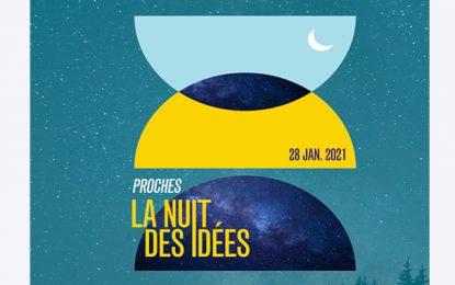 «Si loin, si proches», thème de la 6e édition de la Nuit des Idées