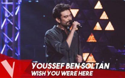 The Voice Belgique : Le candidat tunisien Youssef Ben Soltan séduit le jury