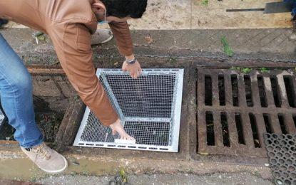 La Marsa : Le «Zigofiltre» pour lutter contre les inondations (Photos)