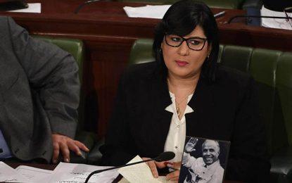 Madhioub annonce les sanctions décidées par le bureau de l'Assemblée contre Abir Moussi (Vidéo)