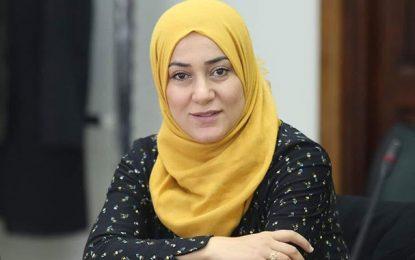 ARP : La députée Amal Saïdi entame, à son tour, une grève de la faim