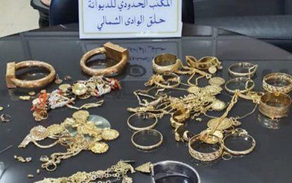Port de la Goulette : Saisie de bijoux d'une valeur de 92.000 dinars