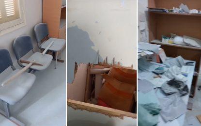 Sfax : Le dispensaire de Thyna vandalisé par des inconnus