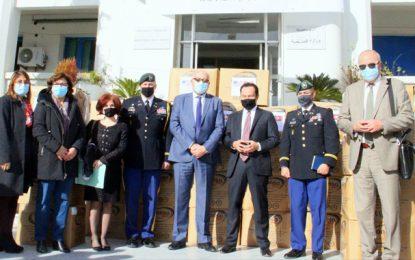 Tunisie : Don américain pour les hôpitaux de Ben Guerdane et Remada
