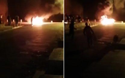 Nouvelle nuit mouvementée à Sousse