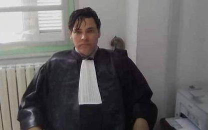 Libération du juge Mekki Benammar, annonce son avocate Me Monjia Belhaj Amor