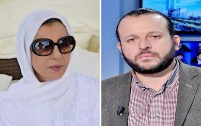 Leila Trabelsi porte plainte contre Mounir Ben Salha