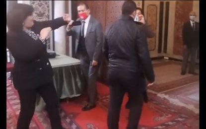 Affaire Moussi-Makhlouf : L'UGTT et Tahya Tounes condamnent «le banditisme» de la coalition Al-Karama