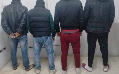 Migration clandestine : Quatre passeurs arrêtés à Nabeul