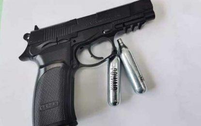 Un takfiriste arrêté en possession d'un pistolet à Ben Arous