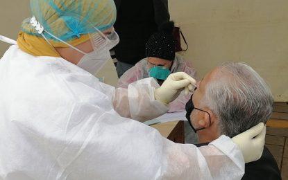 Coronavirus : La vérité sur les «90% de taux de positivité» à la Cité Ezzouhour de Tunis