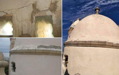 L'Acropolium de Carthage évacué : «Des fissures menacent la sécurité de l'édifice», déplore l'Agence de mise en valeur du patrimoine