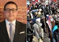 Ajbouni : En manifestant aujourd'hui, Ennahdha cherche à camoufler ses échecs depuis 10 ans
