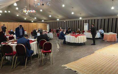 Ateliers de préparation des catalogues de projets en PPP à Kairouan, Gafsa et Tozeur