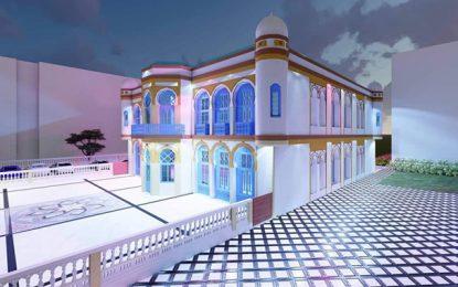 Projet de restauration du Casino de Hammam-Lif (Photos)