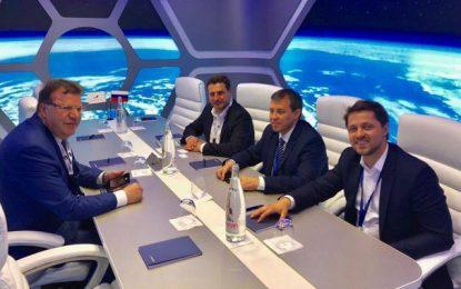 Frikha : L'UIT accorde sa licence pour le lancement du premier satellite tunisien Challenge One
