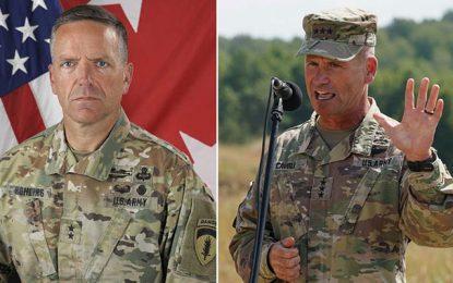 Défense : Des généraux américains en visite en Tunisie