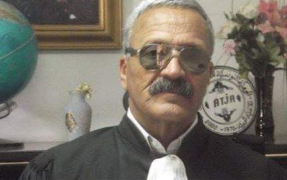 Tunisie : Décès du militant et avocat Hédi Mannai