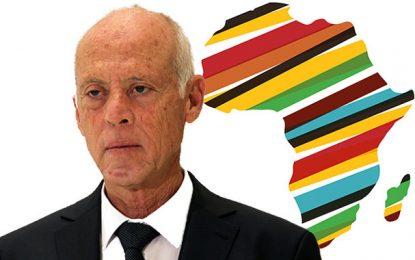 Jusqu'à quand Kaïs Saïed va-t-il ignorer l'Afrique ?