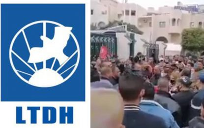 La LTDH porte plainte contre le Syndicat sécuritaire de Sfax