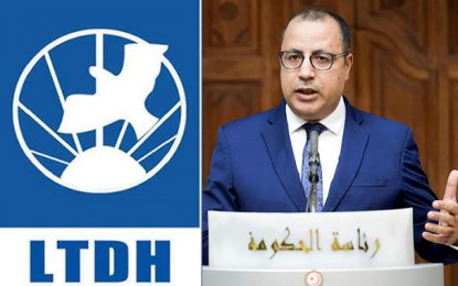 Crise politique : La Ligue tunisienne des droits de l'Homme a demandé à Mechichi de démissionner